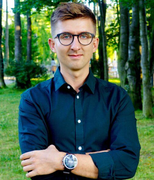mgr inż. Damian Czernik